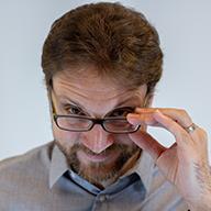 Matthias Steiger Moderator bei Radio Basilisk