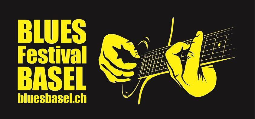 Blues Festival Basel Logo